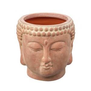Bilde av Vase Buddha Terracotta
